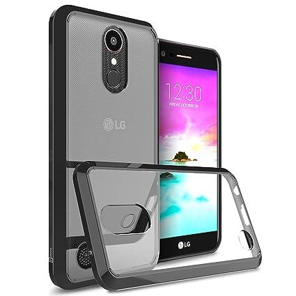 Amazon.com: LG K20 Plus funda, LG K20 V funda transparente ...