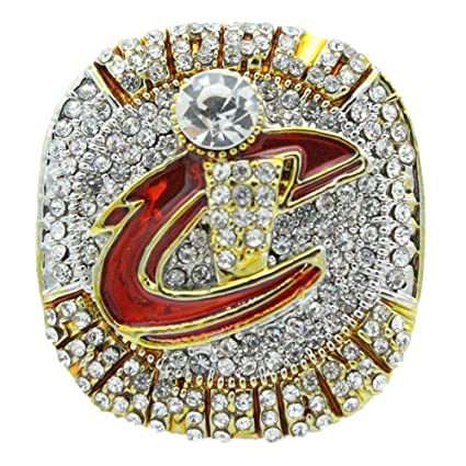 0e683eebfad Amazon.com  YIYICOOL-2016(Cleveland-Cavaliers)2016-Lebron-James-Ring-  Championship-Rings-size 11-Memorabilia  Sports   Outdoors
