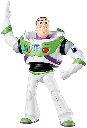 Mattel - Toy Story Buzz Lightyear Golpe de Karate  Amazon.es ... d28da821766