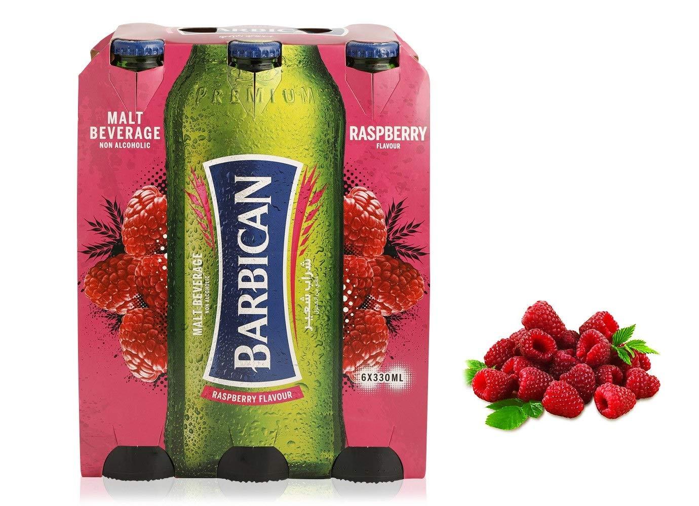 Compatible with Barbican Raspberry Flavor Malt Beverage