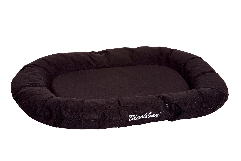 Black 100 x 75 x 15 cmKarlie Dog Cushion Oval, 140 x 105 x 17 cm, Bordeaux Red