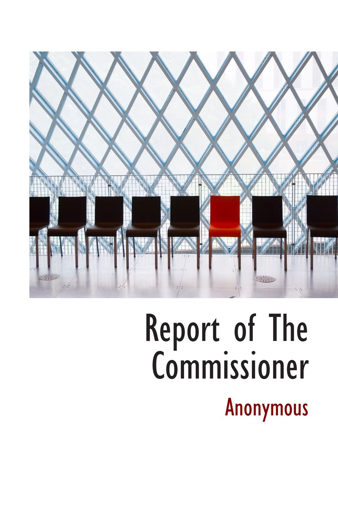 Download Report of The Commissioner PDF