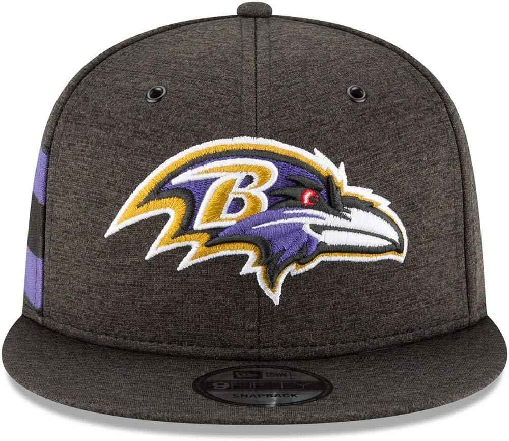 Sideline Home Baltimore Ravens New Era Snapback Cap