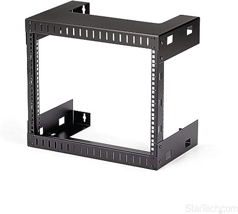 "7U Wall Mounting Bracket for 10/"" /& 19/"" Cabinets 7U Cabinet Mounting Frame Rail"