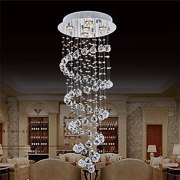 ZYY&LIGHT® Modern K9 Crystal Chandelier Lighting Wedding ...