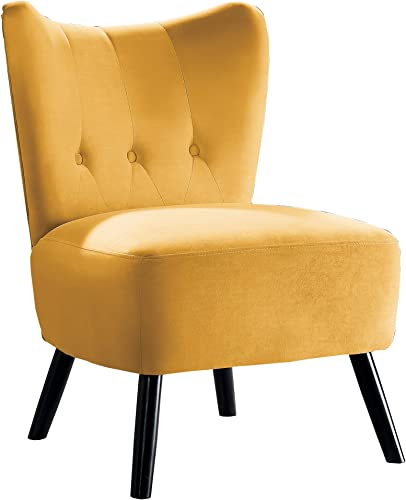Homelegance Imani Velvet Accent Chair