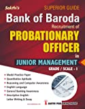 Bank of Baroda Probationary Officer in Junior Management Grade / Scale-1