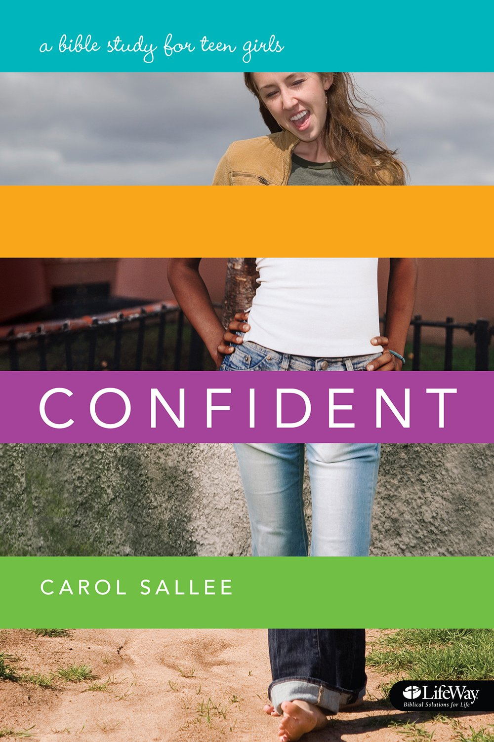 Confident Bible Study Teen Girls product image