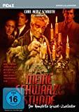 Meine schwarze Stunde / Der komplette Grusel-Zweiteiler mit vielen Horrorgeschichten (Pidax Serien-Klassiker)