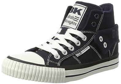 Damen ROCO Hohe Sneaker, Blau (Navy), 37 EU British Knights