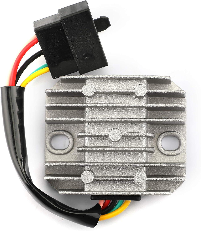 P2R Regolatore di tensione Scoot adattabile kymco 50 Agility 2t 2010+2013 oe 31600-lcd3-e00-00169587 125 Agility 2t 2009+2013 Motorizzato