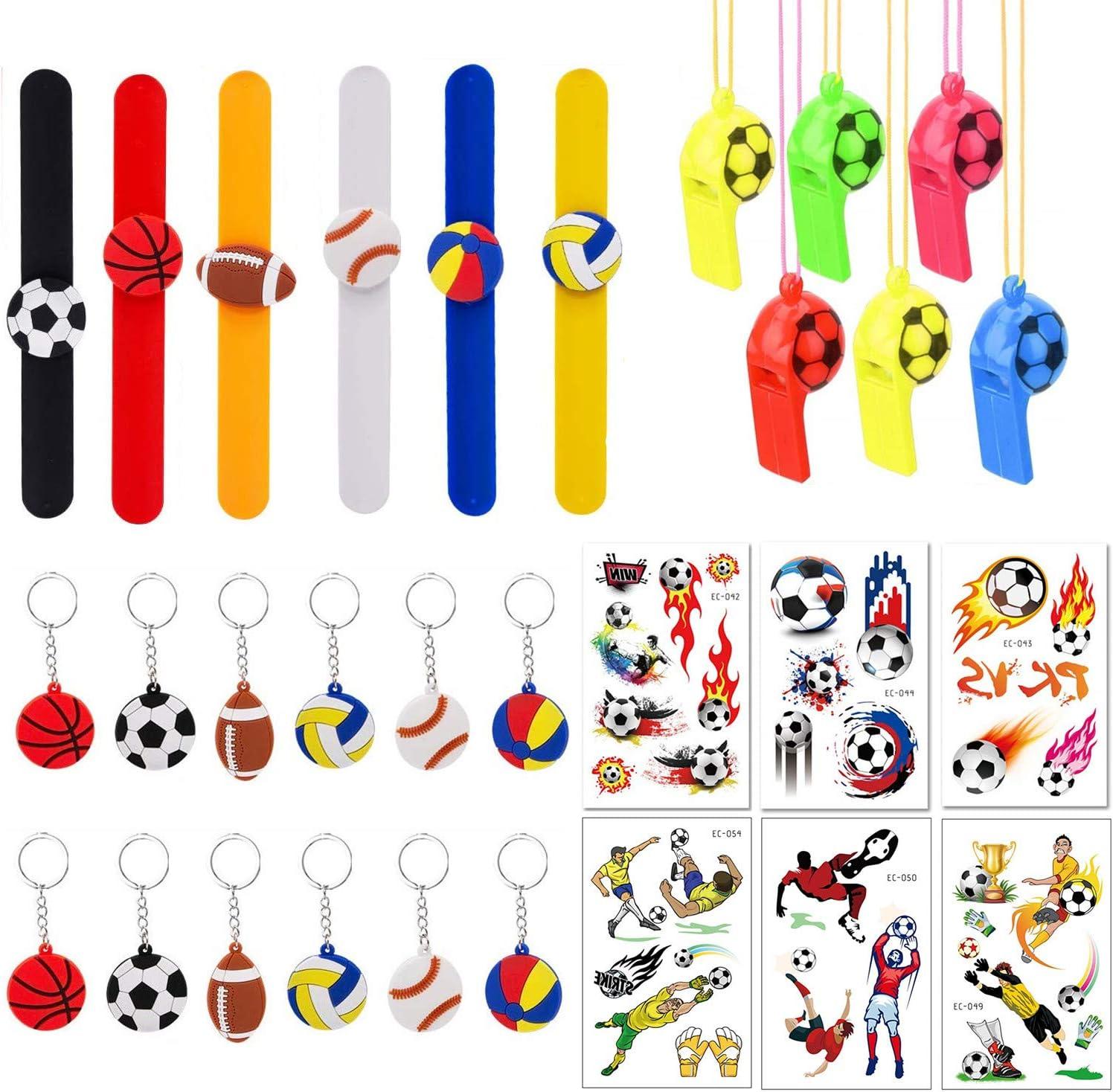 Lot de 36 Creative Slap Bracelet Snap Bracelet Bangle Parti Faveurs pour enfants cadeaux