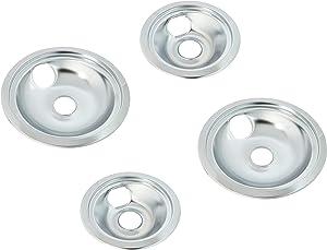 GE 10784X Range Kleen Universal Chrome Reflector Bowl