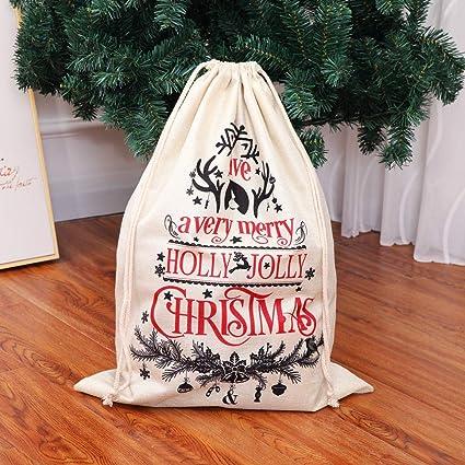 Holly Cadeau de Noël Sacs grand