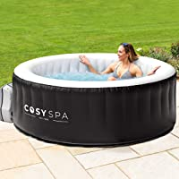 "COSYSPA Inflatable Hot Tub €"" Luxury Outdoor Bubble Spa 