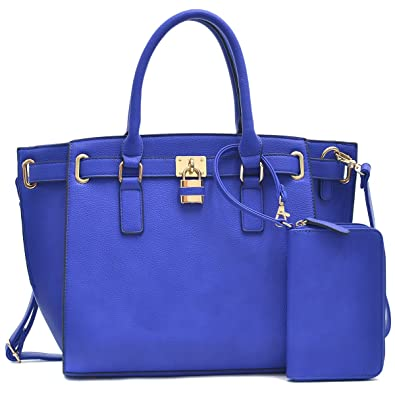 68aafbfe536e MMK Collection Fashion Handbag~Classic Women Purse ~Packlock Handbag for  Women~ Signature fashion~ Designer Purse Perfect Women Satchel Purse ~ ...