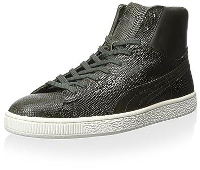 d12791f9cec8 PUMA Men s States Mid MII Hightop Sneaker