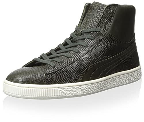 PUMA Men's States Mid MII Hightop Sneaker