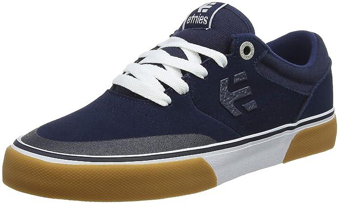 Etnies Marana Vulc Sneakers Skateboardschuhe Herren Blau (Navy)
