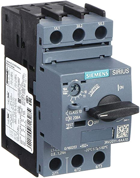 Siemens 11E 3VE1 Adjustable Breaker 6145LR
