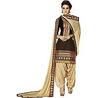 Klaar om te dragen Designer Punjabi Patiala Dhoti Salwar pak voor vrouwen
