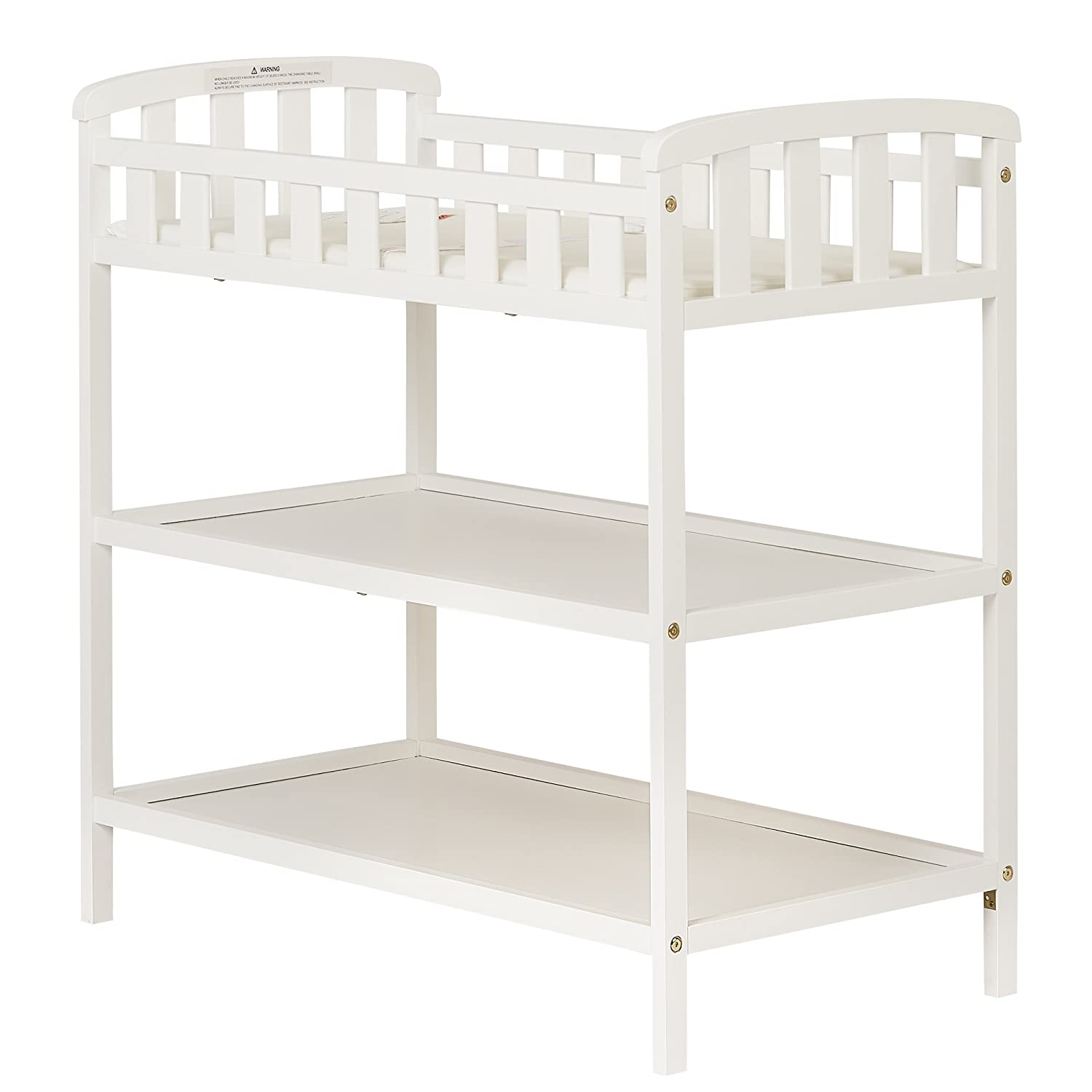 Dream On Me Emily Changing Table, Steel Grey 607-SGY