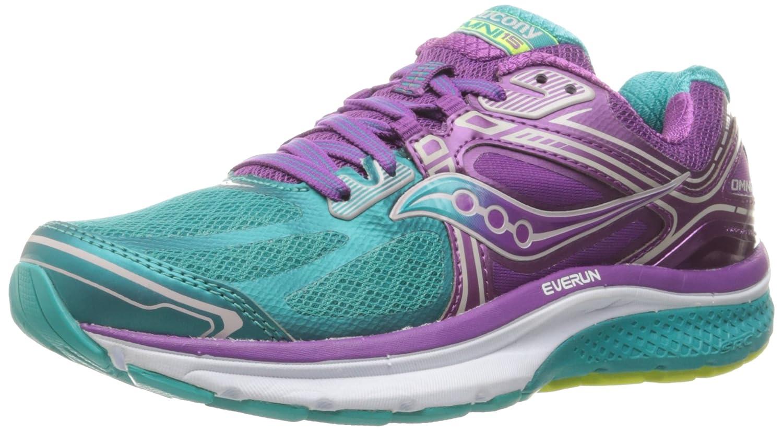 Omni 15 Running Shoe, Tea/Purple