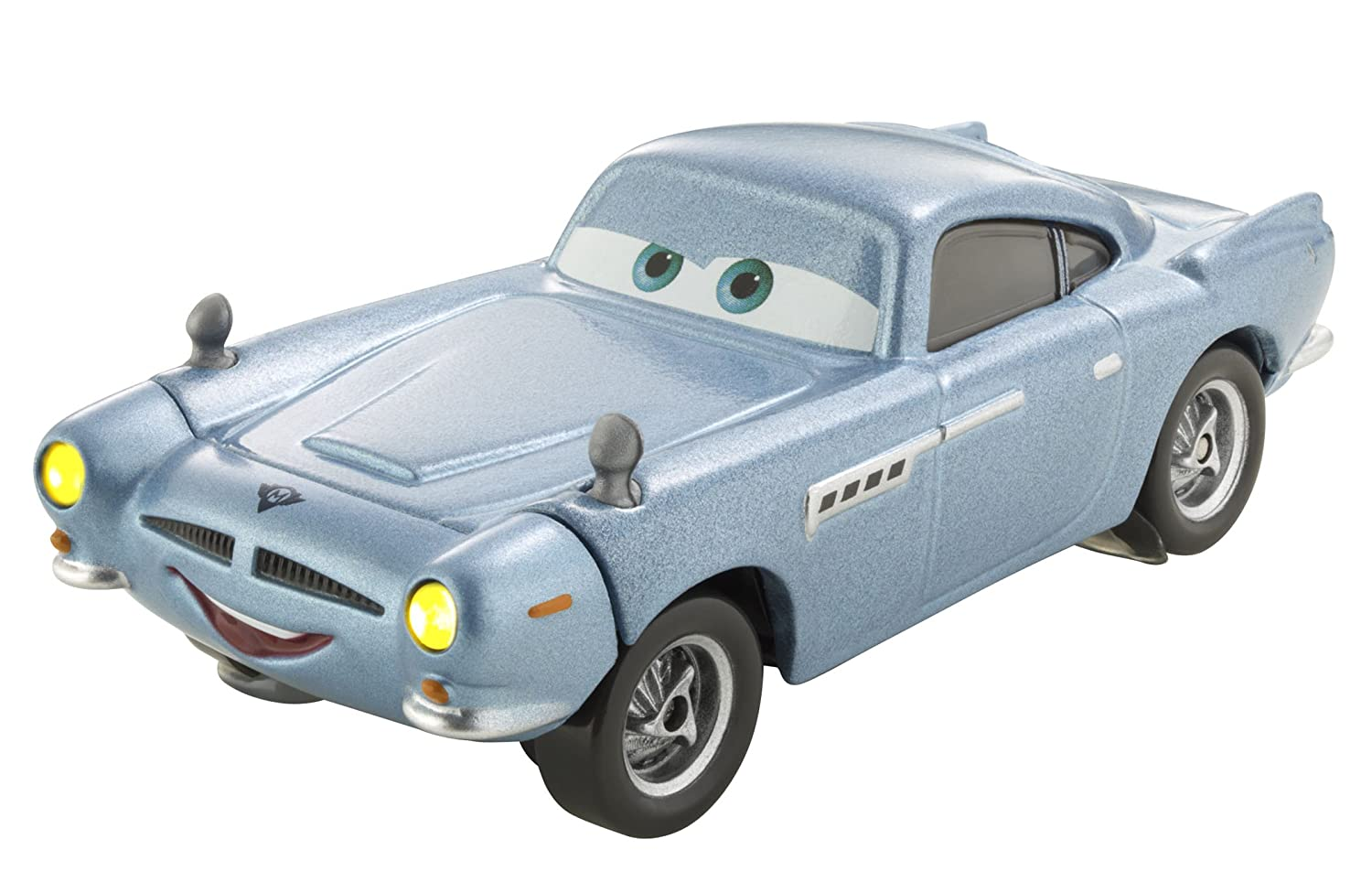 Uncategorized Finn Mcmissile Car amazon com cars 2 155 lights and sounds finn mcmissile vehicle toys games
