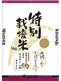 【新米】【玄米】信州産 農薬不使用米 ミルキークイーン 5kg 令和元年産