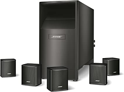 Bose Acoustimass 9 Series V Home Theater Speaker System (Black)