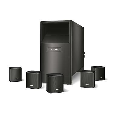 Bose Acoustimass 6 Series V Home Theater Speaker System (Black)