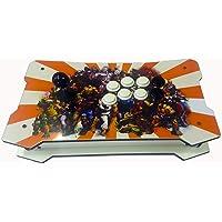 Controle Arcade Fliperama PS4/PS3/PC/Raspberry Pi3/Recallbox 2019