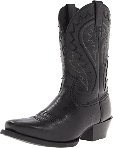 Ariat Legend Phoenix Mens Black Deertan P0i JUVFi
