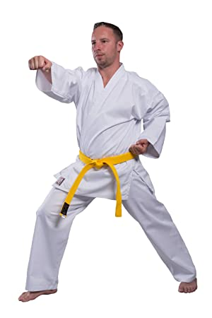Budodrake Karate Traje takachi Allround 10 oz: Amazon.es ...