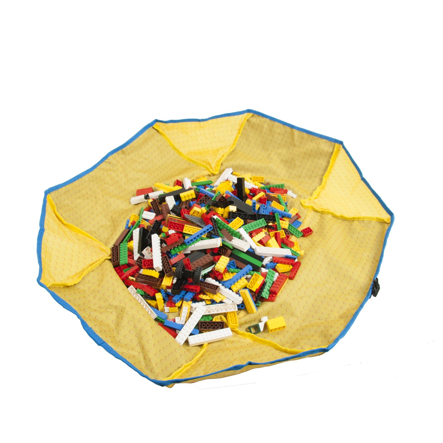 LEGO 4-Piece Tote and Play Mat