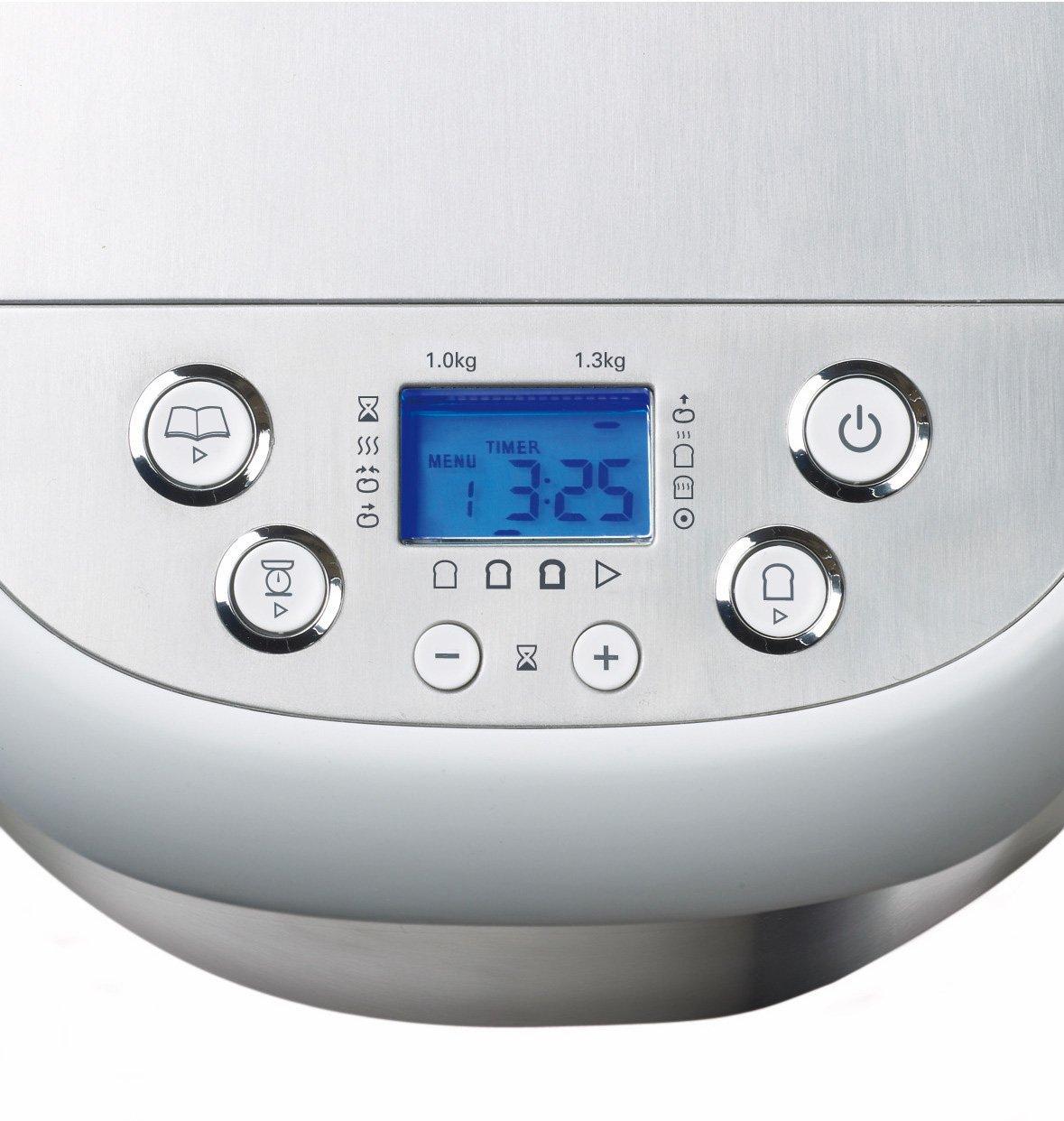 Kenwood 0WBM900002 Family - Máquina para hacer pan (950 W, 1,5 kg): Amazon.es: Hogar
