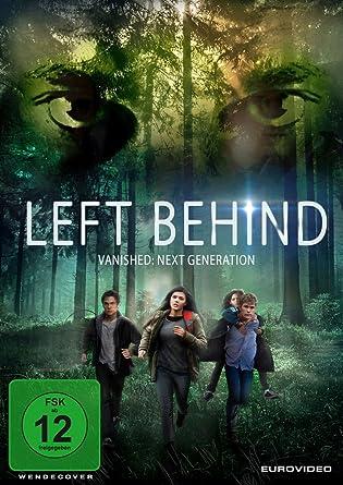 Left Behind - Vanished: Next Generation: Amazon.de: Amber Frank ...
