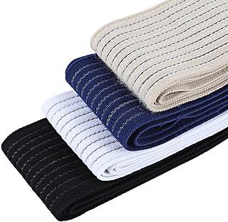 ZhangHongJ,Équipement de Sport de Protection d'enveloppe de Protection de Bandage de Garde pour l'exercice, Art Martial, Tennis, Course(Color:Complexion)