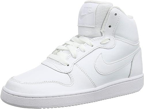 Nike Ebernon Mid-AQ1778-100 Zapatillas Altas para Mujer