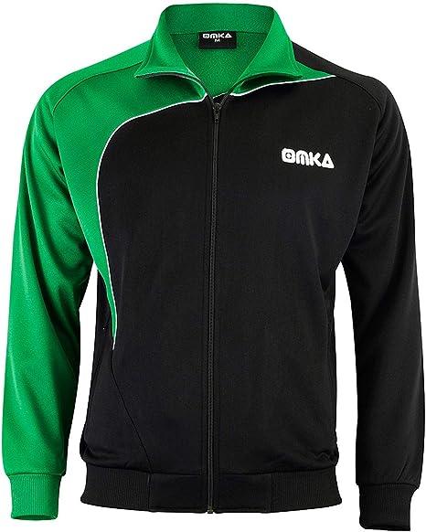OMKA Optima - Chaqueta de chándal Sport Chaqueta Jogging: Amazon ...