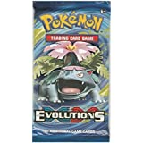 TCG XY Evolutions Booster Pack Sealed English