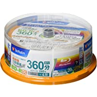 Verbatim Blu-ray Disc 20 Spindle - 50 GB 4X Speed BD-R DL