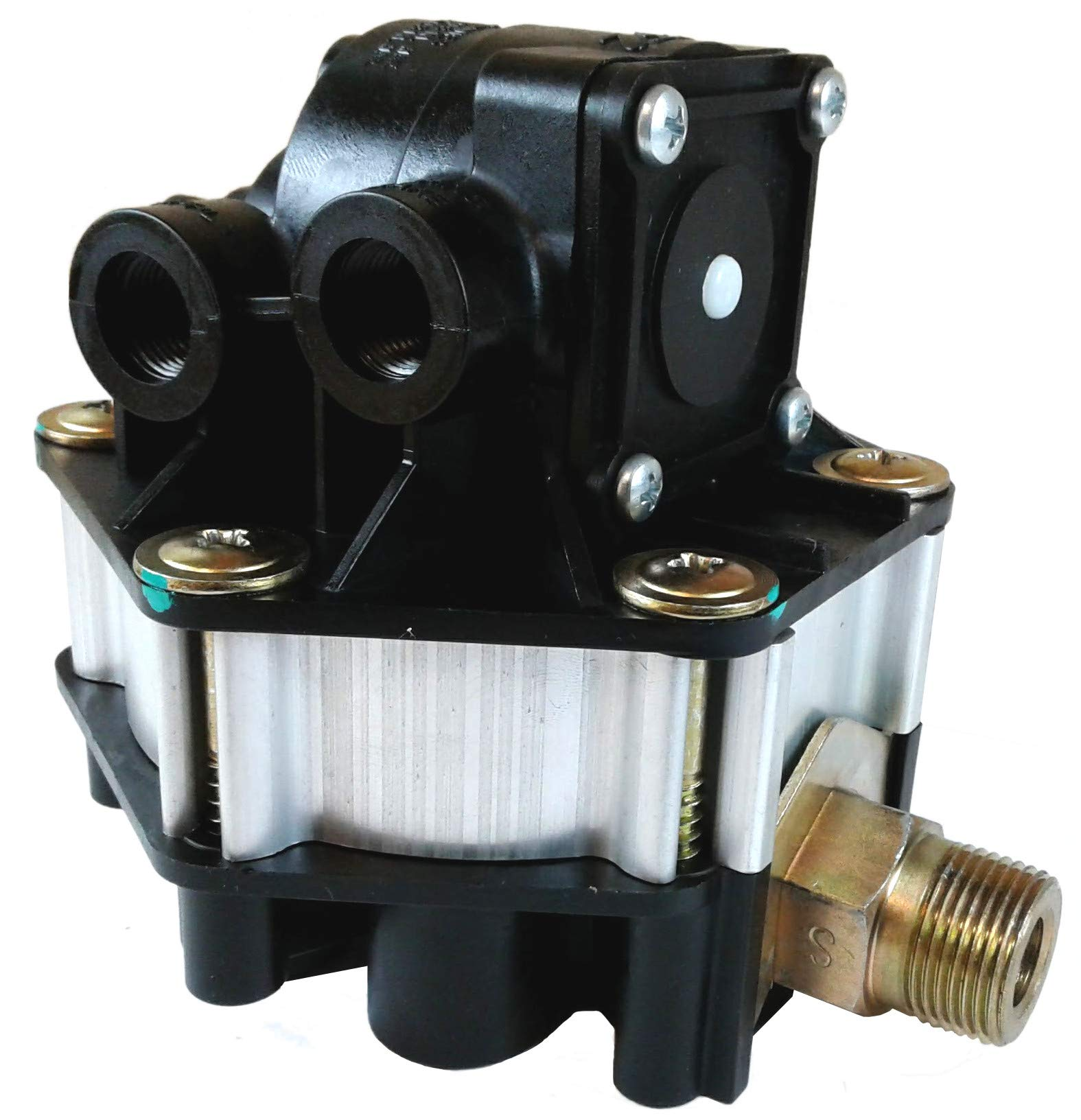 FF2 Full Function Trailer Brake Valve - 3/4'' Reservoir for Heavy Duty Big Rigs by Brianna Auto Parts (BAP) (Image #3)