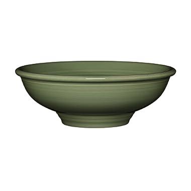 Fiesta Pedestal Bowl, 64 oz, Sage