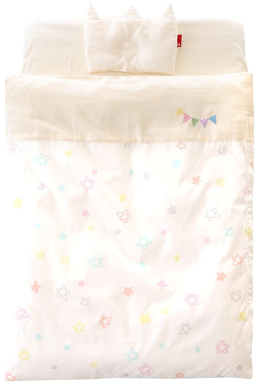 飛び込む気球ジレンマ綿100%パイル地 おねしょシーツ(防水シーツ) 2枚セット 70×120cm No.1582(2)