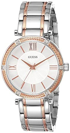 Image Unavailable. Image not available for. Color: RELOJ GUESS W0636L1 MUJER