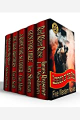 Legends of the Gun: Five Classic Western Novels Kindle Edition