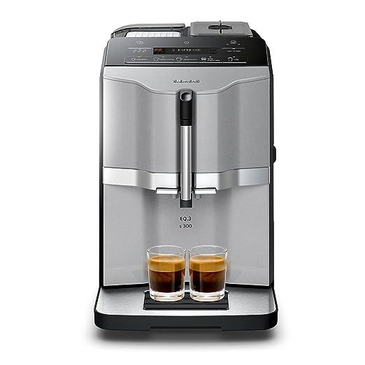 Siemens TI303503DE Independiente Máquina espresso Negro ...