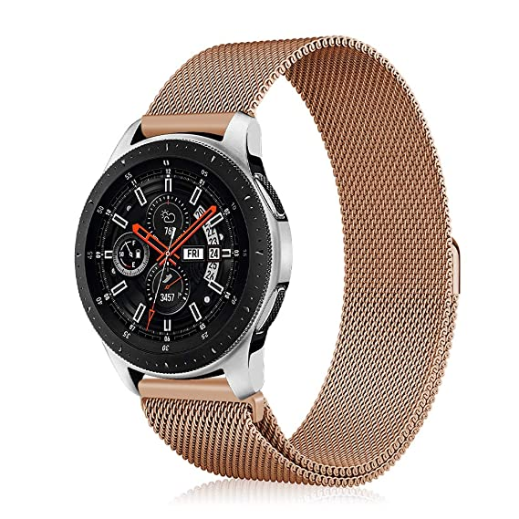 8430a7ff9 Amazon.com  Fintie Galaxy Watch 46mm   Gear S3 Frontier Classic Band ...