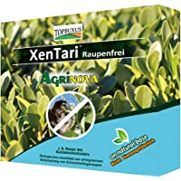 TOPBUXUS XenTari 15x1g for 150m2, stops and prevents caterpillar damage in Boxwood, prof. dosage. Bio product, do what the grower does!!!